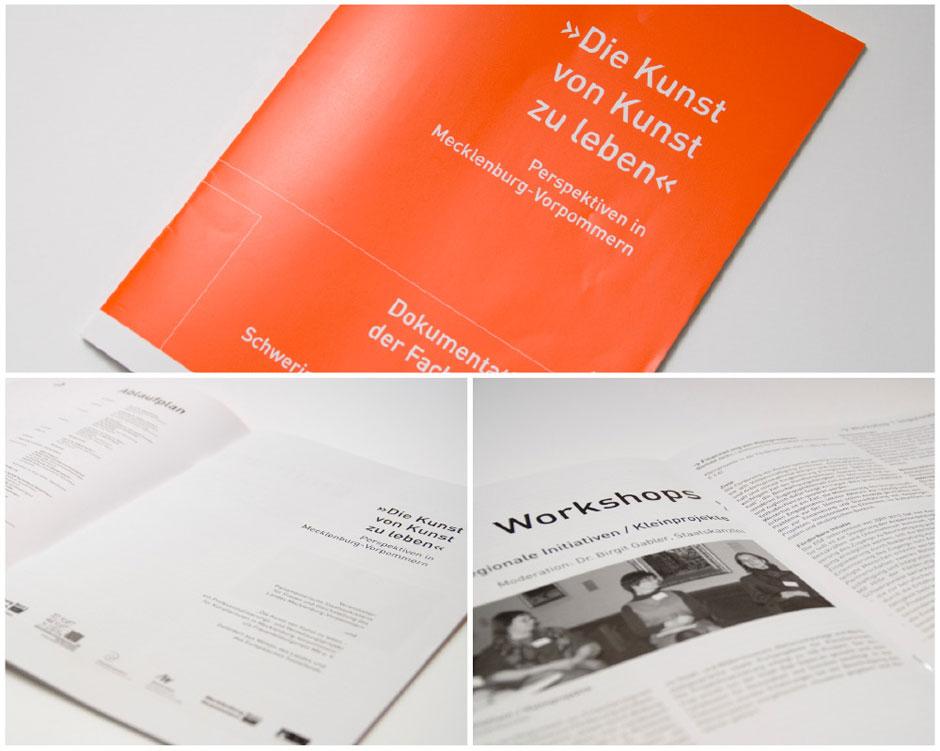 Printdesign GERBODE Grafikdesign Frauennetzwerk